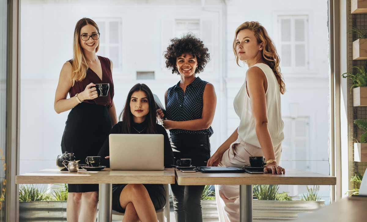 tech headhunter trends women in IT